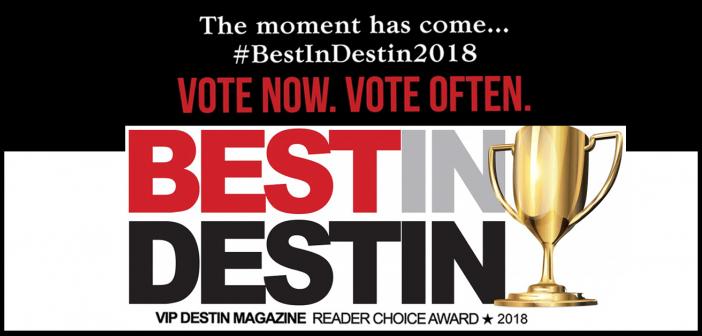 Best In Destin 2018