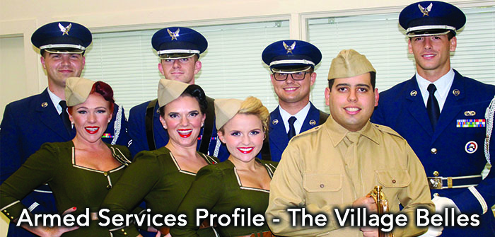 Armed Services Profile – The Village Belles