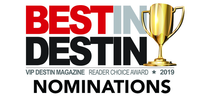 Best in Destin – Nominations