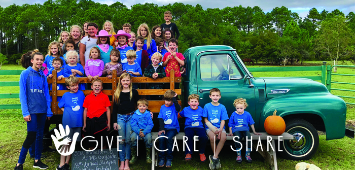 Give Care Share – South Walton Academy