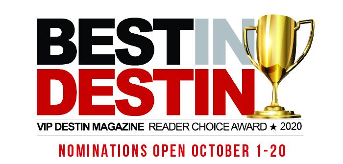 Best In Destin Nominations 2020